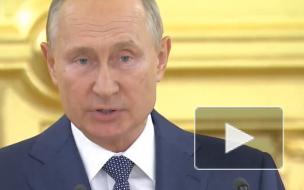 Путин заявил, что России удалось слезть с нефтяной иглы