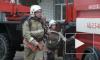 В Петербурге потушили пожар в суши-ресторане