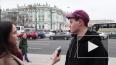 Перекрытый центр Петербурга расстроил горожан и туристов