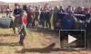 В сети опубликовано видео смертельного боя росгвардейца из Бурятии за краповый берет