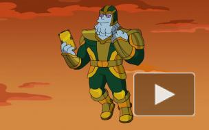 """Глава Marvel озвучил Таноса в новых """"Симпсонах"""""""