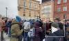 """Во время акции у ТРЦ """"Галерея"""" произошли задержания"""