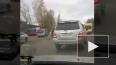 Видео из Читы: Маршрутка с пассажирами врезалась в грузо...