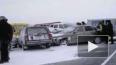 На КАД в Петербурге попали в ДТП 15 машин