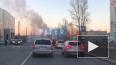 На проспекте Энергетиков загорелся нежилой дом