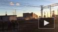 Во время взрыва на пиротехническом заводе в Гатчине ...