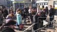 """Станцию метро """"Улица Дыбенко"""" проверяли более полутора ..."""