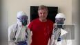 Льва Лещенко выписали из больницы после коронавируса