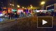 Видео: на Индустриальном проспекте авто вылетело на газо...