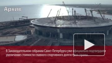"""Строителям """"Крестовского"""" пока не погасили долги по зарплате"""
