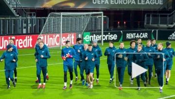 «Зенит» проиграл АЗ и потерпел первое поражение в Лиге Европы
