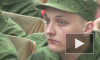 150 призывников торжественно проводили защищать Родину