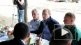 Журналисты помешали Путину наслаждаться борщом