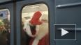 В новогоднюю ночь станция «Адмиралтейская» у Дворцовой ...