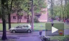 Видео из Москвы: Пьяный москвич устроил стрельбу на детской площадке