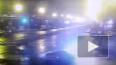 Видео: на Индустриальном такси въехало в остановку