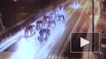 Видео из Москвы: Самосвал протаранил легковушки на ...
