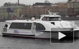 Петербургские аквабусы не выходят на линии из-за забастовки