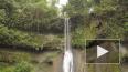 Турист прыгнул с водопада во время съёмкок рэп-клипа ...