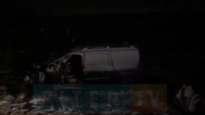 В лобовом ДТП с фурой под Феклистово пострадала семья из пяти человек