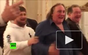Жерар Депардье сыграет роль Ахмата Кадырова