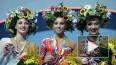 Россиянки выиграли ЧМ по художественной гимнастике 2013