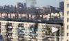 Видео: на улице Вавиловых полыхает квартира на седьмом этаже