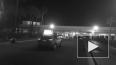 Видео: Беспилотник TESLA задавил российского робота