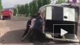 В Улан-Удэ столкнулись два автобуса с пассажирами