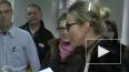 Ксения Собчак устроила скандал на избирательном участке