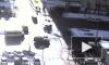 Камеры зафиксировали момент жуткой аварии в Челябинске