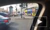 На Невском установили треногу с камерой видеофиксации нарушений