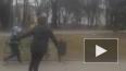 """Отвратительная драка псковских """"лошадниц"""" попала на виде..."""