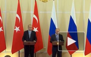Эрдоган планирует посетить РФ с визитом 5 марта