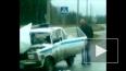 Видео: полицейское авто покалечило беременную петербурже...