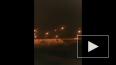 """Видео: """"Скания"""" застряла, пытаясь проехать под мостом"""