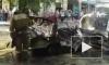Видео: в Одессе взорвался припаркованный автомобиль