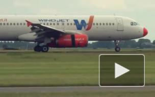 Российские туристы застряли в Италии из-за банкротства Wind Jet