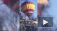 Воздушный шар пролетел над Уфой, чуть не врезавшись ...