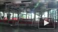 Павильоны для досмотра пассажиров «Сапсана» на Московском ...