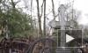 Полиция Петербурга поймала кладбищенских воров, снимавших медные оградки