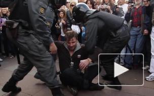 Активисты «Другой России» считают себя хуже гастарбайтеров