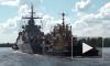 Служащие на границе РФ корабли оказались обездвижены