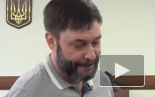 Вышинский дал первое интервью в зале суда