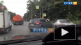 Видео: ДТП в поселке Песочный мешает проехать через ...