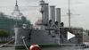 """С крейсера """"Аврора"""" ушли последние военные моряки"""