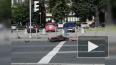 Видео: на перекрестке Стачек и Васи Алексеева сбили ...