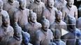 """В Китае нашли еще одну терракотовую армию """"загробного ..."""