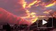 США: Необычное облако напугало и восхитило жителей ...