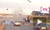 Страшное ДТП произошло в Подмосковье: водитель внедорожника подлетел на 20 метров
